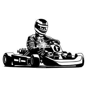 stickers-karting
