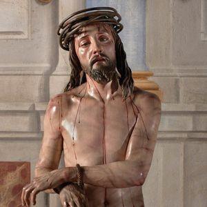 Christ as the Man of Sorrows, 1673. © 2009 Photo Gonzalo de la Serna