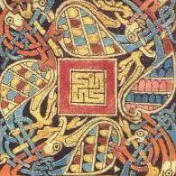Lindisfarne folio210v,détail 2