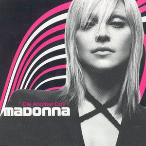 madonna - die another day single-front
