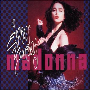 Express Yourself single