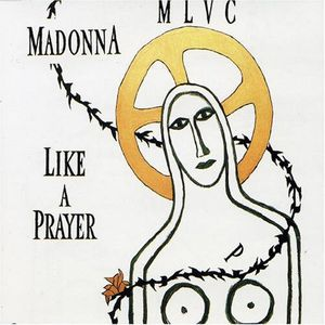 Like A Prayer1 single