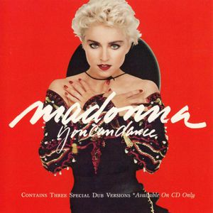Madonna-You Can Dance-Frontal
