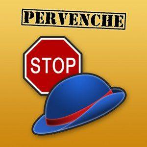 stop pervenche