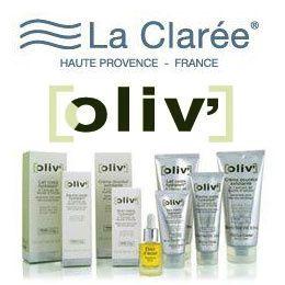 La Claree Oliv soins pour la peau feuilles olivier 1