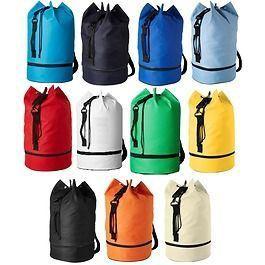 sac marin coloris bleu rouge vert 16