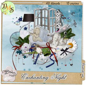 Babydesign Enchanting Night preview