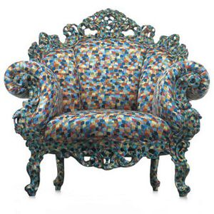 Alessandro Mendini Proust Armchair 6o0