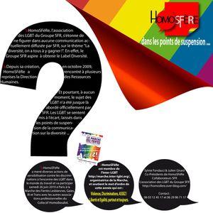Communiqué de Presse HomoSFèRe du 25 juin 2010