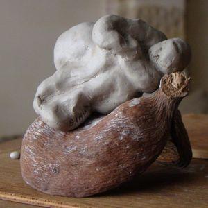 (04) sculptures brigitte valin