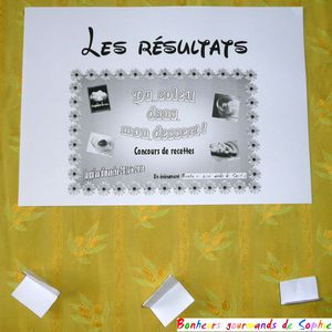 tirage sort concours 5