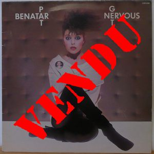 Pat Benatar Get Nervous 33t 1