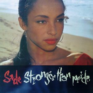 Sade - Stronger than pride 33T
