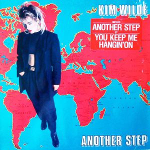 Kim Wilde - Another Step 33T