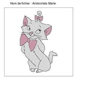 Aristochats Marie