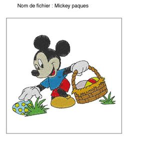 Mickey paques