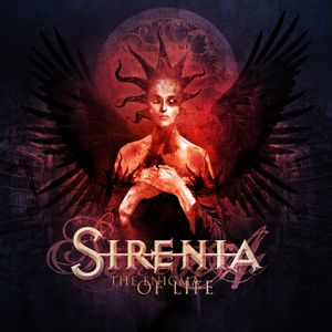 Sirenia - The Enigma Of Life artwork