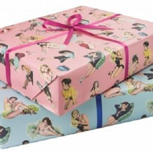 29217-300-300-1-crumpet-skirt-pin-up-wrapping-paper--pink-b