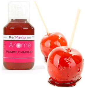 Arome Alimentaire Pomme Amour