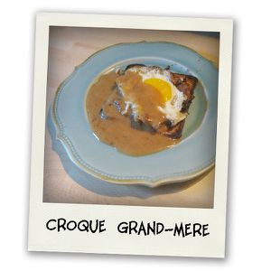 recette croque monsieur grand mere oeuf a cheval