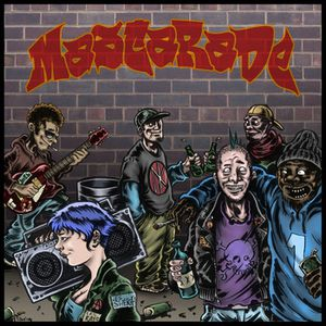 Mascarade hip hop de Rockers