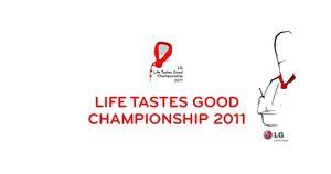 le Life Tastes Good Championship 2011