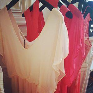robes mousseline de soie