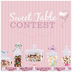 Logo Sweet table contest