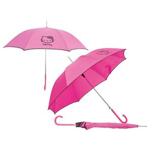38 parapluie hello kitty rose fille a personnaliser