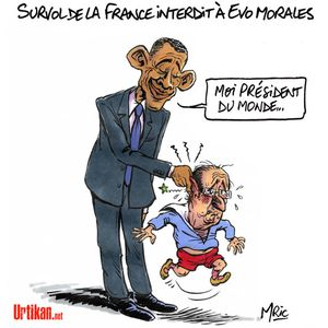 Affaire Snowden : Hollande ridiculise la France !