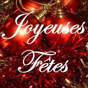 logo joyeuses fetes