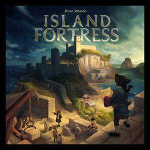 Island Fortress-Boite jeu