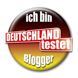Deutschland Tester Blogger Badge 3