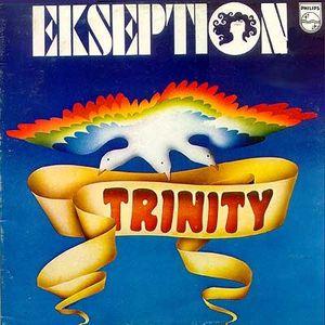Trinity - vinyle - cover 1973
