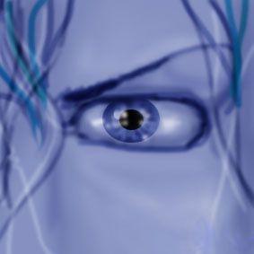 oeil lynx