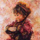 enfant tibet