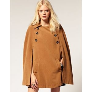 Leblogdetasha cape coat