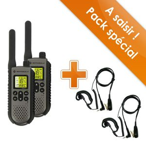 Talkie walkie sp cial s curit talkie walkie longue - Talkie walkie professionnel longue portee ...