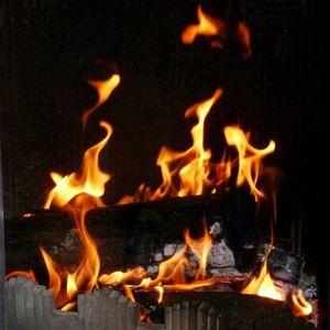 Orange : Flammes