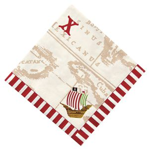 serviettes papier pirates