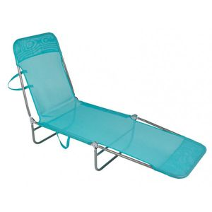 Bain de soleil decathlon table de lit for Chaise longue decathlon