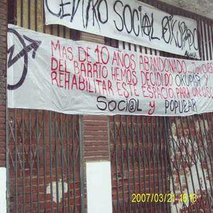 2008-Centro Social LA GOTERA en Leganés (san nicasio)