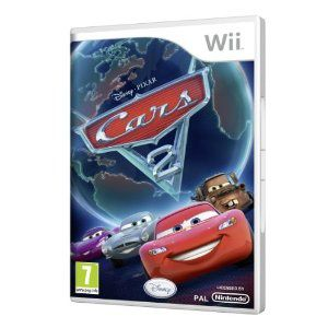 cars 2 wii jaquette