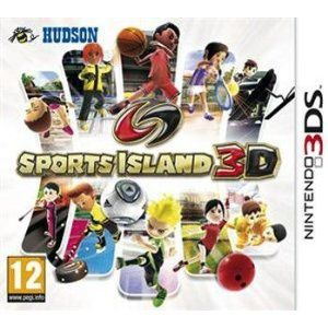 sport island 3ds cover