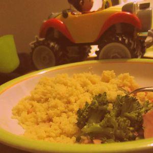 couscous aux brocolis