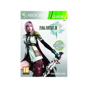 XBOX 360 - Final Fantasy XIII - classics