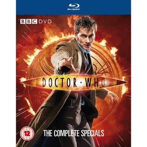 Doctor Who The Complete Specials [Blu-ray][Region Free]