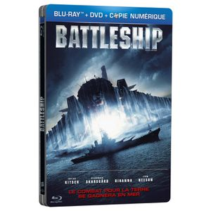 Battleship - Combo Blu-ray + DVD + Copie digitale - Boîtie