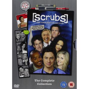 Scrubs - The complete boxset -Season 1-9 [Import anglais]