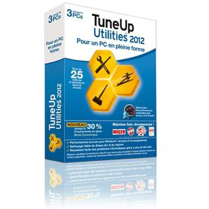Tune Up Utilities 2012 [FR] - FREE DOWNLOAD